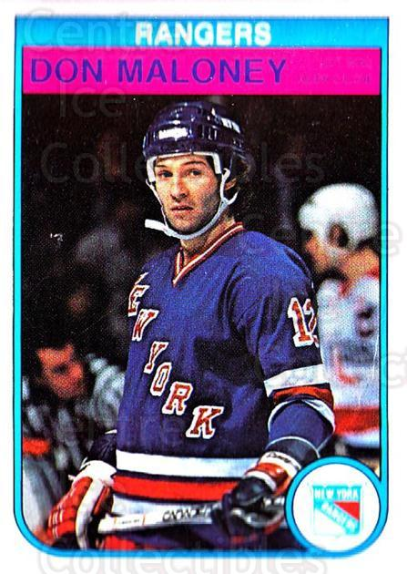 1982-83 O-Pee-Chee #229 Don Maloney<br/>7 In Stock - $1.00 each - <a href=https://centericecollectibles.foxycart.com/cart?name=1982-83%20O-Pee-Chee%20%23229%20Don%20Maloney...&quantity_max=7&price=$1.00&code=28244 class=foxycart> Buy it now! </a>