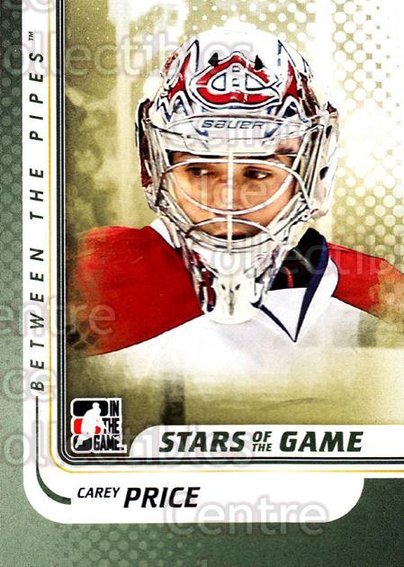 2010-11 Between The Pipes #94 Carey Price<br/>19 In Stock - $1.00 each - <a href=https://centericecollectibles.foxycart.com/cart?name=2010-11%20Between%20The%20Pipes%20%2394%20Carey%20Price...&price=$1.00&code=282462 class=foxycart> Buy it now! </a>