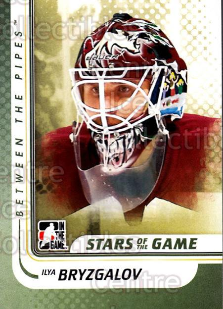 2010-11 Between The Pipes #106 Ilya Bryzgalov<br/>20 In Stock - $1.00 each - <a href=https://centericecollectibles.foxycart.com/cart?name=2010-11%20Between%20The%20Pipes%20%23106%20Ilya%20Bryzgalov...&price=$1.00&code=282474 class=foxycart> Buy it now! </a>