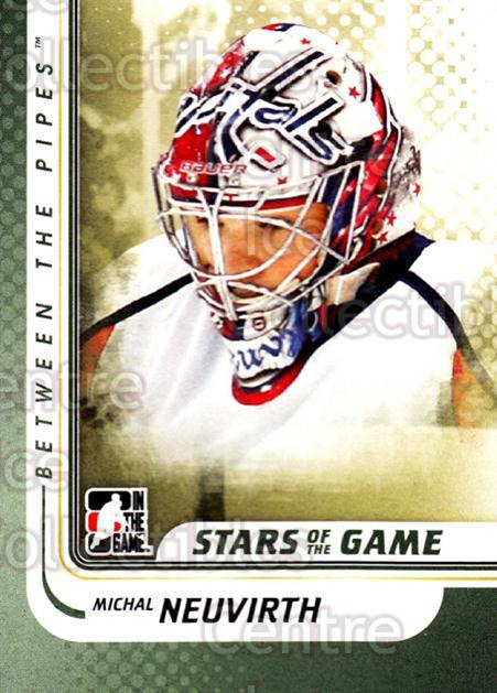 2010-11 Between The Pipes #124 Michal Neuvirth<br/>19 In Stock - $1.00 each - <a href=https://centericecollectibles.foxycart.com/cart?name=2010-11%20Between%20The%20Pipes%20%23124%20Michal%20Neuvirth...&price=$1.00&code=282492 class=foxycart> Buy it now! </a>