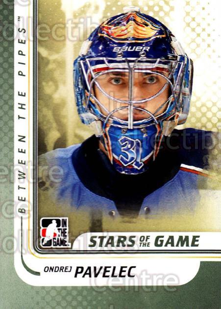 2010-11 Between The Pipes #129 Ondrej Pavelec<br/>19 In Stock - $1.00 each - <a href=https://centericecollectibles.foxycart.com/cart?name=2010-11%20Between%20The%20Pipes%20%23129%20Ondrej%20Pavelec...&price=$1.00&code=282497 class=foxycart> Buy it now! </a>