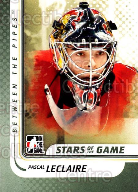 2010-11 Between The Pipes #130 Pascal Leclaire<br/>20 In Stock - $1.00 each - <a href=https://centericecollectibles.foxycart.com/cart?name=2010-11%20Between%20The%20Pipes%20%23130%20Pascal%20Leclaire...&price=$1.00&code=282498 class=foxycart> Buy it now! </a>