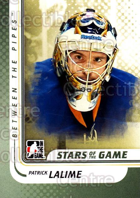2010-11 Between The Pipes #131 Patrick Lalime<br/>20 In Stock - $1.00 each - <a href=https://centericecollectibles.foxycart.com/cart?name=2010-11%20Between%20The%20Pipes%20%23131%20Patrick%20Lalime...&price=$1.00&code=282499 class=foxycart> Buy it now! </a>