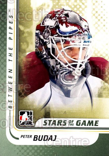 2010-11 Between The Pipes #133 Peter Budaj<br/>20 In Stock - $1.00 each - <a href=https://centericecollectibles.foxycart.com/cart?name=2010-11%20Between%20The%20Pipes%20%23133%20Peter%20Budaj...&price=$1.00&code=282501 class=foxycart> Buy it now! </a>