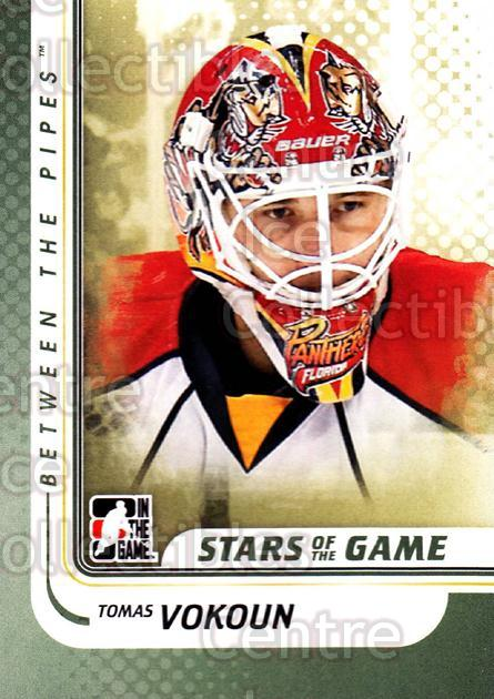 2010-11 Between The Pipes #141 Tomas Vokoun<br/>19 In Stock - $1.00 each - <a href=https://centericecollectibles.foxycart.com/cart?name=2010-11%20Between%20The%20Pipes%20%23141%20Tomas%20Vokoun...&price=$1.00&code=282509 class=foxycart> Buy it now! </a>