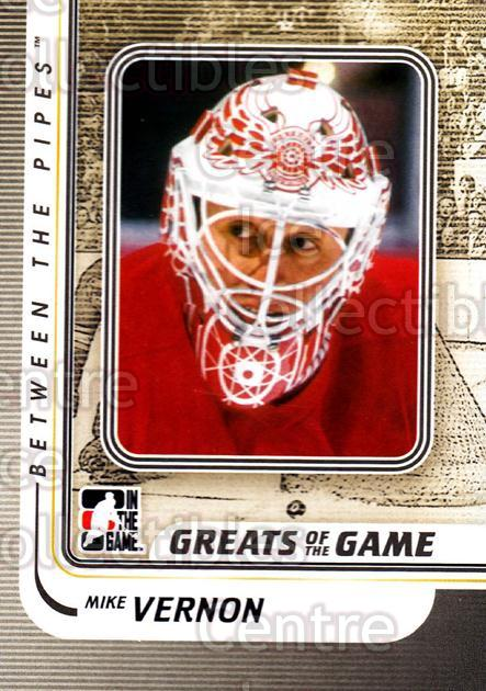 2010-11 Between The Pipes #173 Mike Vernon<br/>18 In Stock - $1.00 each - <a href=https://centericecollectibles.foxycart.com/cart?name=2010-11%20Between%20The%20Pipes%20%23173%20Mike%20Vernon...&price=$1.00&code=282541 class=foxycart> Buy it now! </a>