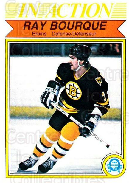 1982-83 O-Pee-Chee #24 Ray Bourque<br/>5 In Stock - $3.00 each - <a href=https://centericecollectibles.foxycart.com/cart?name=1982-83%20O-Pee-Chee%20%2324%20Ray%20Bourque...&quantity_max=5&price=$3.00&code=28254 class=foxycart> Buy it now! </a>
