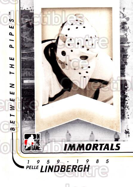 2010-11 Between The Pipes #196 Pelle Lindbergh<br/>17 In Stock - $1.00 each - <a href=https://centericecollectibles.foxycart.com/cart?name=2010-11%20Between%20The%20Pipes%20%23196%20Pelle%20Lindbergh...&price=$1.00&code=282564 class=foxycart> Buy it now! </a>