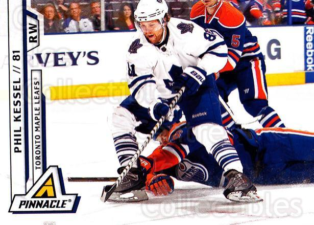 2010-11 Pinnacle #17 Phil Kessel<br/>6 In Stock - $1.00 each - <a href=https://centericecollectibles.foxycart.com/cart?name=2010-11%20Pinnacle%20%2317%20Phil%20Kessel...&quantity_max=6&price=$1.00&code=282633 class=foxycart> Buy it now! </a>