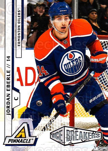 2010-11 Pinnacle #201 Jordan Eberle<br/>1 In Stock - $5.00 each - <a href=https://centericecollectibles.foxycart.com/cart?name=2010-11%20Pinnacle%20%23201%20Jordan%20Eberle...&quantity_max=1&price=$5.00&code=282817 class=foxycart> Buy it now! </a>