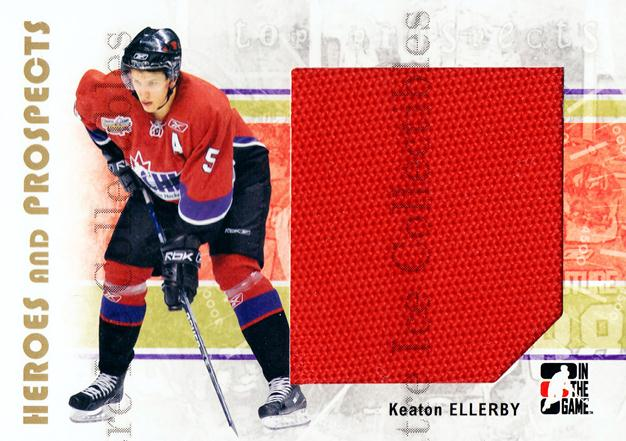 2007-08 ITG Heroes and Prospects #119 Keaton Ellerby<br/>2 In Stock - $5.00 each - <a href=https://centericecollectibles.foxycart.com/cart?name=2007-08%20ITG%20Heroes%20and%20Prospects%20%23119%20Keaton%20Ellerby...&price=$5.00&code=282905 class=foxycart> Buy it now! </a>