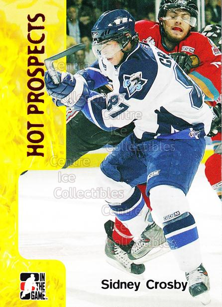 2005-06 ITG Heroes and Prospects #361 Sidney Crosby<br/>109 In Stock - $3.00 each - <a href=https://centericecollectibles.foxycart.com/cart?name=2005-06%20ITG%20Heroes%20and%20Prospects%20%23361%20Sidney%20Crosby...&quantity_max=109&price=$3.00&code=282978 class=foxycart> Buy it now! </a>