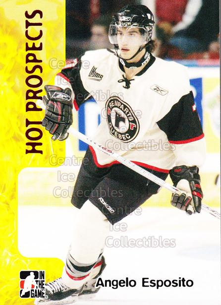 2005-06 ITG Heroes and Prospects #373 Angelo Esposito<br/>16 In Stock - $1.00 each - <a href=https://centericecollectibles.foxycart.com/cart?name=2005-06%20ITG%20Heroes%20and%20Prospects%20%23373%20Angelo%20Esposito...&price=$1.00&code=282983 class=foxycart> Buy it now! </a>