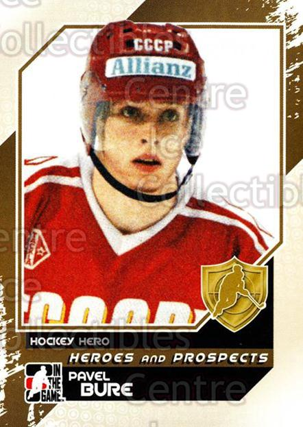 2010-11 ITG Heroes and Prospects #2 Pavel Bure<br/>23 In Stock - $1.00 each - <a href=https://centericecollectibles.foxycart.com/cart?name=2010-11%20ITG%20Heroes%20and%20Prospects%20%232%20Pavel%20Bure...&quantity_max=23&price=$1.00&code=283081 class=foxycart> Buy it now! </a>