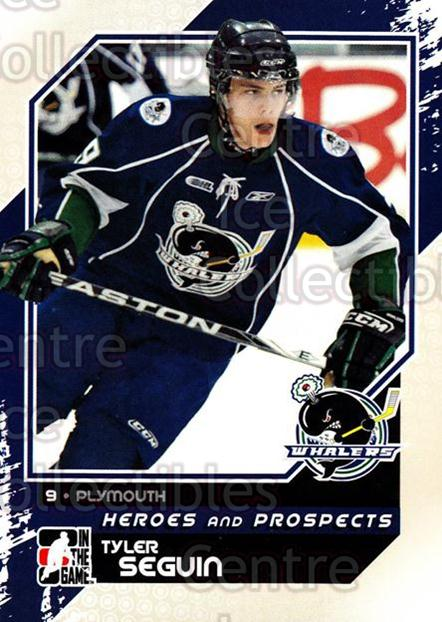2010-11 ITG Heroes and Prospects #11 Tyler Seguin<br/>50 In Stock - $2.00 each - <a href=https://centericecollectibles.foxycart.com/cart?name=2010-11%20ITG%20Heroes%20and%20Prospects%20%2311%20Tyler%20Seguin...&quantity_max=50&price=$2.00&code=283090 class=foxycart> Buy it now! </a>