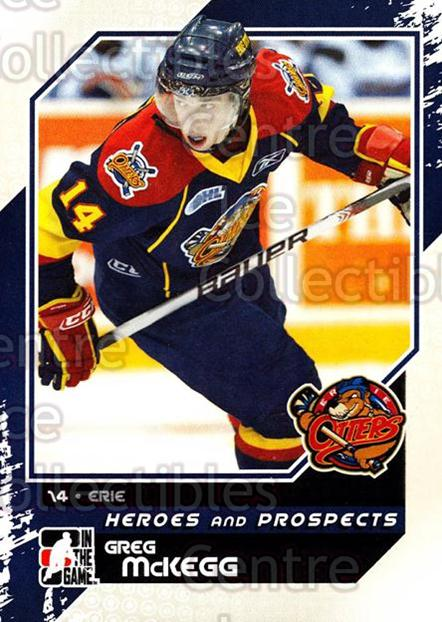 2010-11 ITG Heroes and Prospects #13 Greg McKegg<br/>21 In Stock - $1.00 each - <a href=https://centericecollectibles.foxycart.com/cart?name=2010-11%20ITG%20Heroes%20and%20Prospects%20%2313%20Greg%20McKegg...&quantity_max=21&price=$1.00&code=283092 class=foxycart> Buy it now! </a>