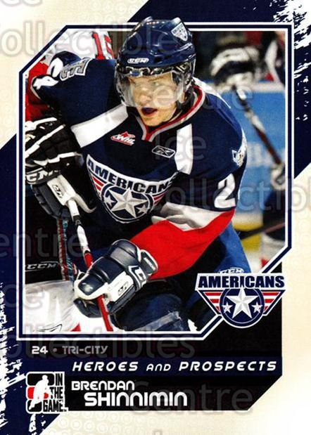 2010-11 ITG Heroes and Prospects #73 Brendan Shinnimin<br/>23 In Stock - $1.00 each - <a href=https://centericecollectibles.foxycart.com/cart?name=2010-11%20ITG%20Heroes%20and%20Prospects%20%2373%20Brendan%20Shinnim...&quantity_max=23&price=$1.00&code=283152 class=foxycart> Buy it now! </a>