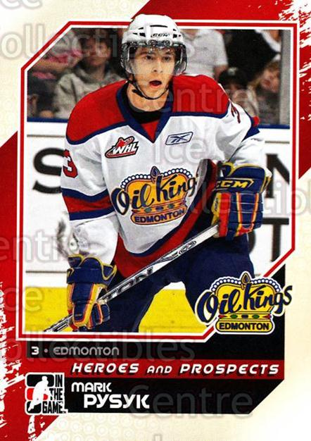 2010-11 ITG Heroes and Prospects #81 Mark Pysyk<br/>21 In Stock - $1.00 each - <a href=https://centericecollectibles.foxycart.com/cart?name=2010-11%20ITG%20Heroes%20and%20Prospects%20%2381%20Mark%20Pysyk...&quantity_max=21&price=$1.00&code=283160 class=foxycart> Buy it now! </a>