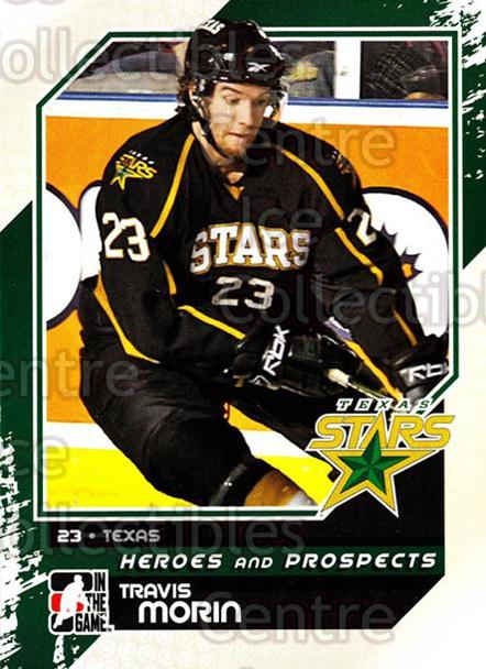 2010-11 ITG Heroes and Prospects #117 Travis Morin<br/>23 In Stock - $1.00 each - <a href=https://centericecollectibles.foxycart.com/cart?name=2010-11%20ITG%20Heroes%20and%20Prospects%20%23117%20Travis%20Morin...&quantity_max=23&price=$1.00&code=283196 class=foxycart> Buy it now! </a>