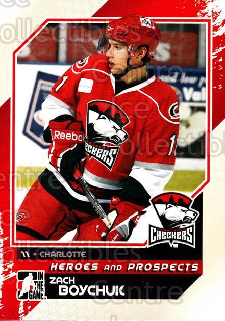 2010-11 ITG Heroes and Prospects #132 Zach Boychuk<br/>23 In Stock - $1.00 each - <a href=https://centericecollectibles.foxycart.com/cart?name=2010-11%20ITG%20Heroes%20and%20Prospects%20%23132%20Zach%20Boychuk...&quantity_max=23&price=$1.00&code=283211 class=foxycart> Buy it now! </a>