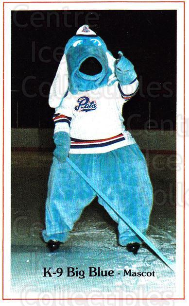 1982-83 Regina Pats #25 Mascot<br/>9 In Stock - $3.00 each - <a href=https://centericecollectibles.foxycart.com/cart?name=1982-83%20Regina%20Pats%20%2325%20Mascot...&quantity_max=9&price=$3.00&code=28341 class=foxycart> Buy it now! </a>
