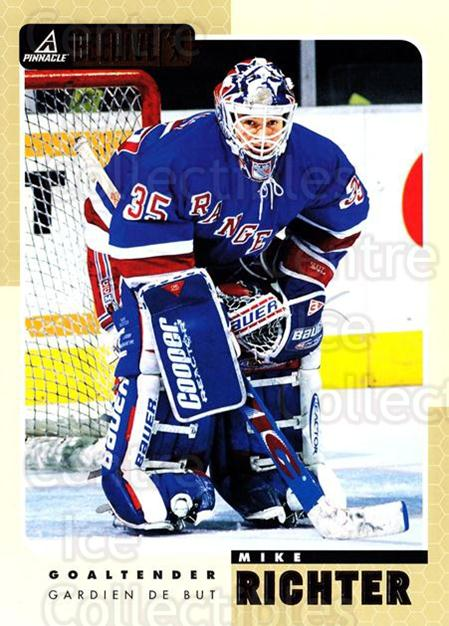 1997-98 Beehive #41 Mike Richter<br/>4 In Stock - $3.00 each - <a href=https://centericecollectibles.foxycart.com/cart?name=1997-98%20Beehive%20%2341%20Mike%20Richter...&quantity_max=4&price=$3.00&code=283629 class=foxycart> Buy it now! </a>