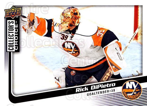 2009-10 Collectors Choice #1 Rick DiPietro<br/>4 In Stock - $1.00 each - <a href=https://centericecollectibles.foxycart.com/cart?name=2009-10%20Collectors%20Choice%20%231%20Rick%20DiPietro...&quantity_max=4&price=$1.00&code=286983 class=foxycart> Buy it now! </a>