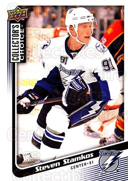 2009-10 Collectors Choice #8 Steven Stamkos<br/>3 In Stock - $2.00 each - <a href=https://centericecollectibles.foxycart.com/cart?name=2009-10%20Collectors%20Choice%20%238%20Steven%20Stamkos...&quantity_max=3&price=$2.00&code=286990 class=foxycart> Buy it now! </a>