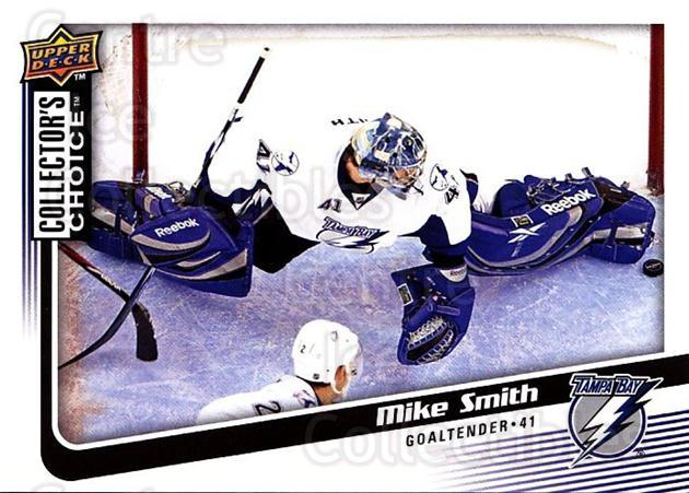 2009-10 Collectors Choice #10 Mike Smith<br/>3 In Stock - $1.00 each - <a href=https://centericecollectibles.foxycart.com/cart?name=2009-10%20Collectors%20Choice%20%2310%20Mike%20Smith...&quantity_max=3&price=$1.00&code=286992 class=foxycart> Buy it now! </a>