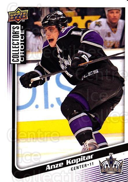 2009-10 Collectors Choice #26 Anze Kopitar<br/>4 In Stock - $1.00 each - <a href=https://centericecollectibles.foxycart.com/cart?name=2009-10%20Collectors%20Choice%20%2326%20Anze%20Kopitar...&quantity_max=4&price=$1.00&code=287008 class=foxycart> Buy it now! </a>