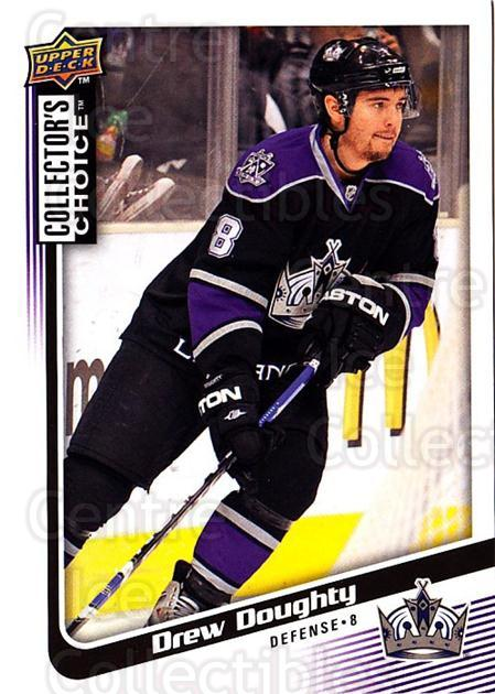 2009-10 Collectors Choice #30 Drew Doughty<br/>4 In Stock - $1.00 each - <a href=https://centericecollectibles.foxycart.com/cart?name=2009-10%20Collectors%20Choice%20%2330%20Drew%20Doughty...&quantity_max=4&price=$1.00&code=287012 class=foxycart> Buy it now! </a>