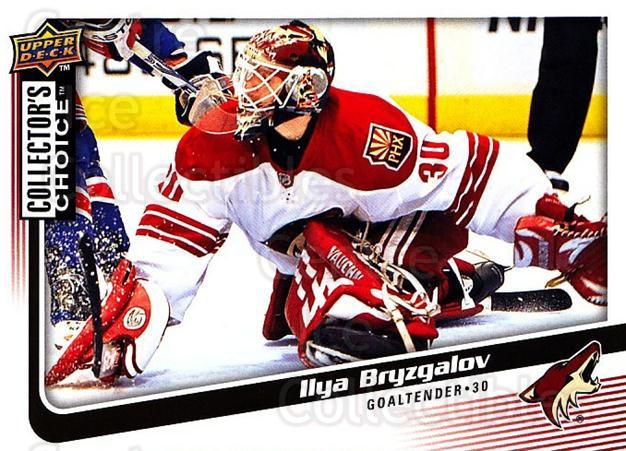 2009-10 Collectors Choice #35 Ilya Bryzgalov<br/>4 In Stock - $1.00 each - <a href=https://centericecollectibles.foxycart.com/cart?name=2009-10%20Collectors%20Choice%20%2335%20Ilya%20Bryzgalov...&quantity_max=4&price=$1.00&code=287017 class=foxycart> Buy it now! </a>