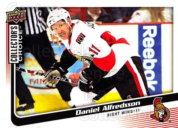 2009-10 Collectors Choice #55 Daniel Alfredsson<br/>4 In Stock - $1.00 each - <a href=https://centericecollectibles.foxycart.com/cart?name=2009-10%20Collectors%20Choice%20%2355%20Daniel%20Alfredss...&quantity_max=4&price=$1.00&code=287037 class=foxycart> Buy it now! </a>
