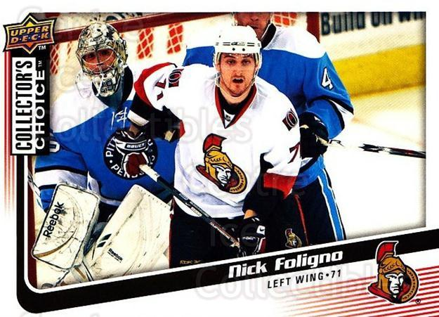 2009-10 Collectors Choice #57 Nick Foligno<br/>4 In Stock - $1.00 each - <a href=https://centericecollectibles.foxycart.com/cart?name=2009-10%20Collectors%20Choice%20%2357%20Nick%20Foligno...&quantity_max=4&price=$1.00&code=287039 class=foxycart> Buy it now! </a>