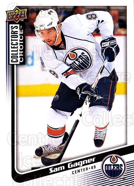 2009-10 Collectors Choice #65 Sam Gagner<br/>3 In Stock - $1.00 each - <a href=https://centericecollectibles.foxycart.com/cart?name=2009-10%20Collectors%20Choice%20%2365%20Sam%20Gagner...&quantity_max=3&price=$1.00&code=287047 class=foxycart> Buy it now! </a>