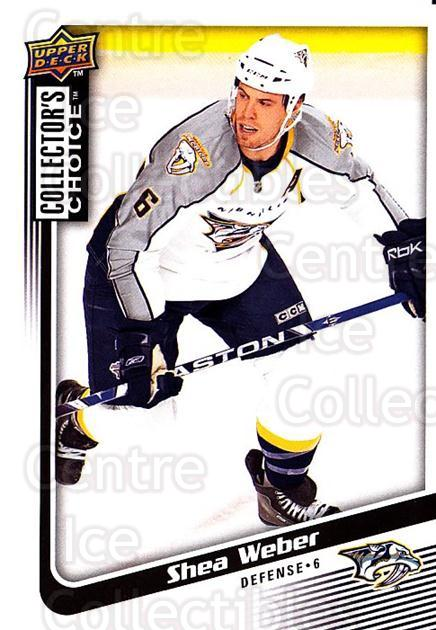 2009-10 Collectors Choice #68 Shea Weber<br/>4 In Stock - $1.00 each - <a href=https://centericecollectibles.foxycart.com/cart?name=2009-10%20Collectors%20Choice%20%2368%20Shea%20Weber...&quantity_max=4&price=$1.00&code=287050 class=foxycart> Buy it now! </a>