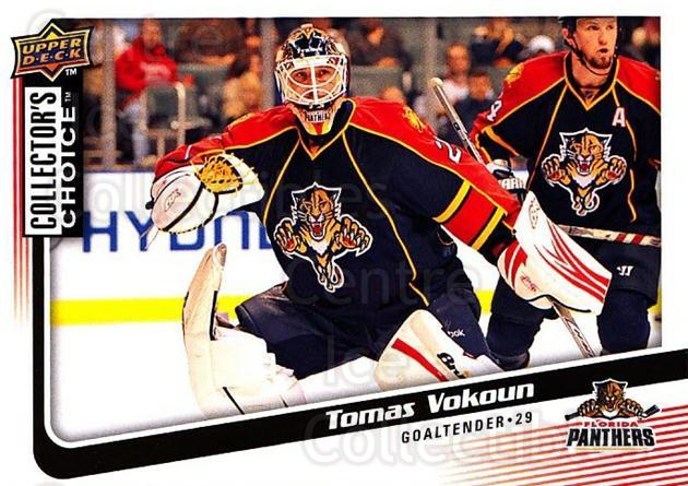 2009-10 Collectors Choice #90 Tomas Vokoun<br/>4 In Stock - $1.00 each - <a href=https://centericecollectibles.foxycart.com/cart?name=2009-10%20Collectors%20Choice%20%2390%20Tomas%20Vokoun...&quantity_max=4&price=$1.00&code=287072 class=foxycart> Buy it now! </a>