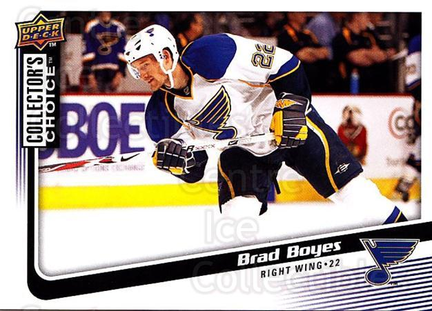 2009-10 Collectors Choice #106 Brad Boyes<br/>4 In Stock - $1.00 each - <a href=https://centericecollectibles.foxycart.com/cart?name=2009-10%20Collectors%20Choice%20%23106%20Brad%20Boyes...&quantity_max=4&price=$1.00&code=287088 class=foxycart> Buy it now! </a>