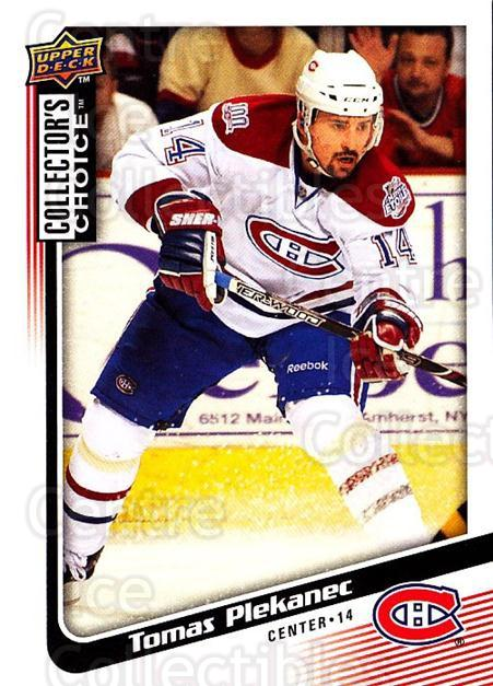 2009-10 Collectors Choice #114 Tomas Plekanec<br/>4 In Stock - $1.00 each - <a href=https://centericecollectibles.foxycart.com/cart?name=2009-10%20Collectors%20Choice%20%23114%20Tomas%20Plekanec...&quantity_max=4&price=$1.00&code=287096 class=foxycart> Buy it now! </a>