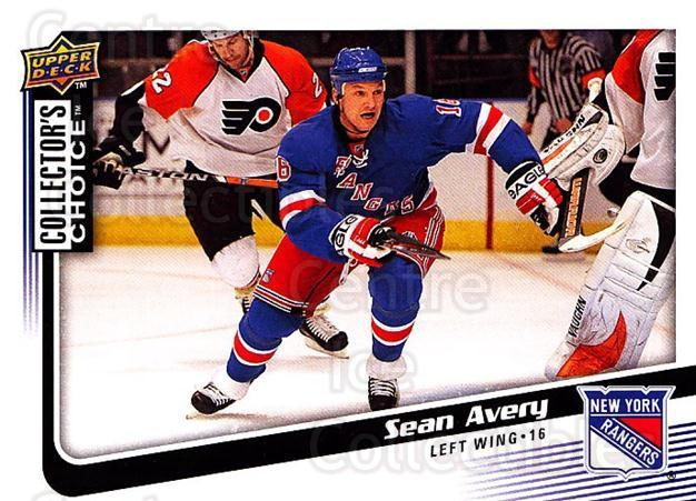 2009-10 Collectors Choice #121 Sean Avery<br/>4 In Stock - $1.00 each - <a href=https://centericecollectibles.foxycart.com/cart?name=2009-10%20Collectors%20Choice%20%23121%20Sean%20Avery...&quantity_max=4&price=$1.00&code=287103 class=foxycart> Buy it now! </a>