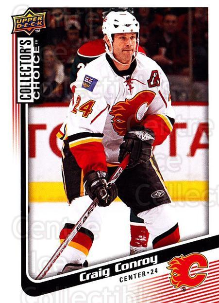 2009-10 Collectors Choice #127 Craig Conroy<br/>4 In Stock - $1.00 each - <a href=https://centericecollectibles.foxycart.com/cart?name=2009-10%20Collectors%20Choice%20%23127%20Craig%20Conroy...&quantity_max=4&price=$1.00&code=287109 class=foxycart> Buy it now! </a>