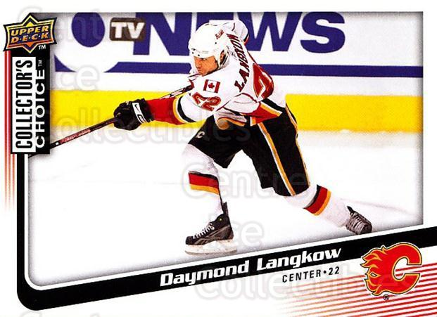 2009-10 Collectors Choice #129 Daymond Langkow<br/>4 In Stock - $1.00 each - <a href=https://centericecollectibles.foxycart.com/cart?name=2009-10%20Collectors%20Choice%20%23129%20Daymond%20Langkow...&quantity_max=4&price=$1.00&code=287111 class=foxycart> Buy it now! </a>