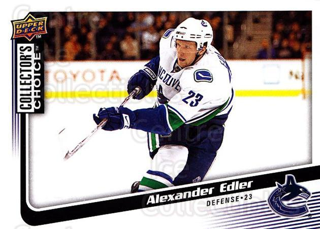 2009-10 Collectors Choice #141 Alexander Edler<br/>3 In Stock - $1.00 each - <a href=https://centericecollectibles.foxycart.com/cart?name=2009-10%20Collectors%20Choice%20%23141%20Alexander%20Edler...&quantity_max=3&price=$1.00&code=287123 class=foxycart> Buy it now! </a>