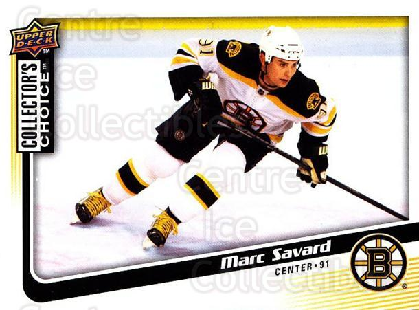 2009-10 Collectors Choice #161 Marc Savard<br/>4 In Stock - $1.00 each - <a href=https://centericecollectibles.foxycart.com/cart?name=2009-10%20Collectors%20Choice%20%23161%20Marc%20Savard...&quantity_max=4&price=$1.00&code=287143 class=foxycart> Buy it now! </a>
