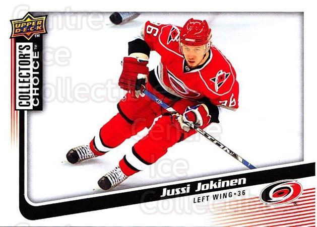 2009-10 Collectors Choice #174 Jussi Jokinen<br/>4 In Stock - $1.00 each - <a href=https://centericecollectibles.foxycart.com/cart?name=2009-10%20Collectors%20Choice%20%23174%20Jussi%20Jokinen...&quantity_max=4&price=$1.00&code=287156 class=foxycart> Buy it now! </a>