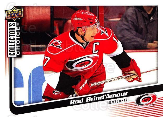 2009-10 Collectors Choice #175 Rod Brind'mour<br/>4 In Stock - $1.00 each - <a href=https://centericecollectibles.foxycart.com/cart?name=2009-10%20Collectors%20Choice%20%23175%20Rod%20Brind'mour...&quantity_max=4&price=$1.00&code=287157 class=foxycart> Buy it now! </a>