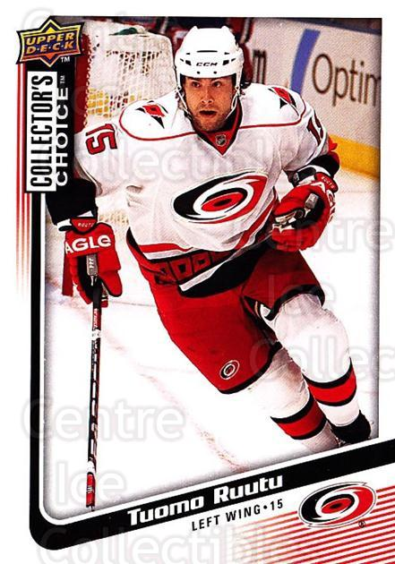2009-10 Collectors Choice #176 Tuomo Ruutu<br/>4 In Stock - $1.00 each - <a href=https://centericecollectibles.foxycart.com/cart?name=2009-10%20Collectors%20Choice%20%23176%20Tuomo%20Ruutu...&quantity_max=4&price=$1.00&code=287158 class=foxycart> Buy it now! </a>