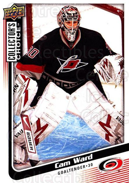 2009-10 Collectors Choice #179 Cam Ward<br/>4 In Stock - $1.00 each - <a href=https://centericecollectibles.foxycart.com/cart?name=2009-10%20Collectors%20Choice%20%23179%20Cam%20Ward...&quantity_max=4&price=$1.00&code=287161 class=foxycart> Buy it now! </a>