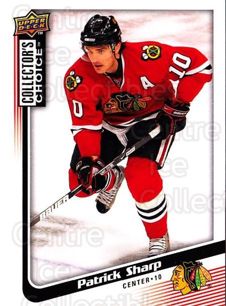 2009-10 Collectors Choice #185 Patrick Sharp<br/>1 In Stock - $1.00 each - <a href=https://centericecollectibles.foxycart.com/cart?name=2009-10%20Collectors%20Choice%20%23185%20Patrick%20Sharp...&quantity_max=1&price=$1.00&code=287167 class=foxycart> Buy it now! </a>