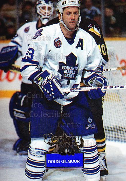 1994-95 Hockey Wit #61 Doug Gilmour<br/>6 In Stock - $2.00 each - <a href=https://centericecollectibles.foxycart.com/cart?name=1994-95%20Hockey%20Wit%20%2361%20Doug%20Gilmour...&quantity_max=6&price=$2.00&code=2871 class=foxycart> Buy it now! </a>